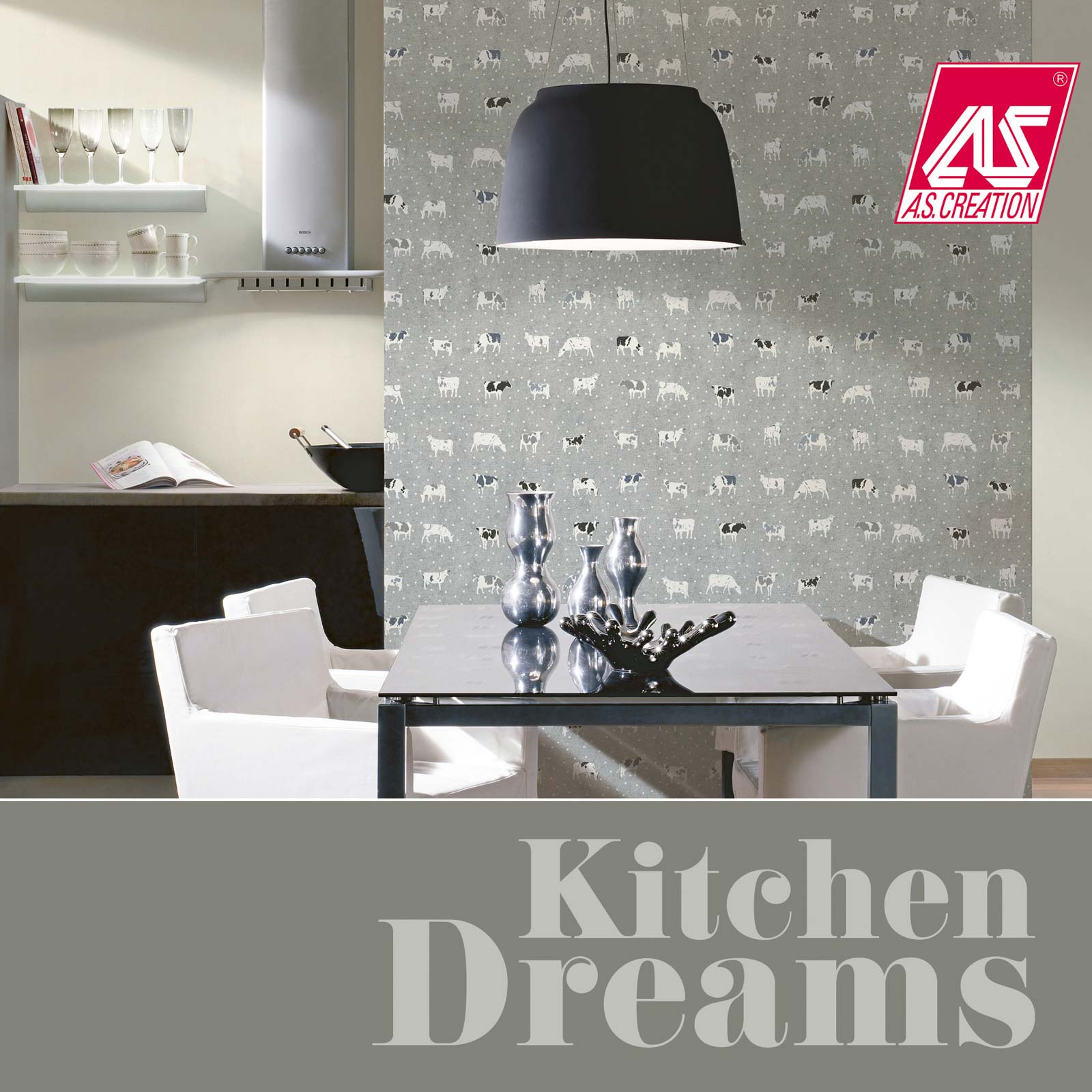 A.S. Création Kitchen Dreams