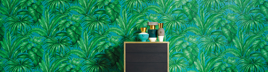 Papier peint jungle & tropical