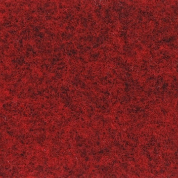 """Protection sol sportif Sommer Concord """"Dark Red"""" (2 x 1 m) - BRICOFLOR"""