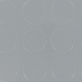 Rouleau PVC - Sommer Expodots 0015 Grey - BRICOFLOR
