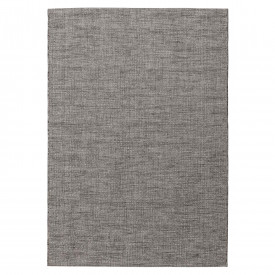 "Tapis Astra Rho ""D190 C040 gris anthracite"""