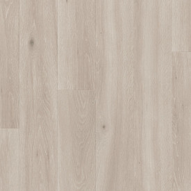 "Quick-Step Largo ""LPU1660 Chêne Long Island clair monolame"" - Parquet Sratifié D1"