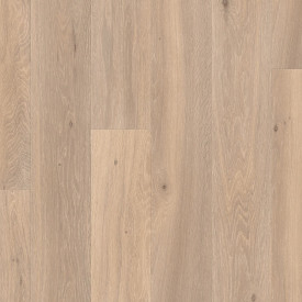"Quick-Step Largo ""LPU1661 Chêne Long Island naturel monolame"" - Parquet Stratifié D1"