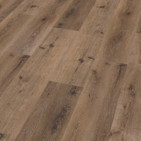 "Wineo 800 Wood XL | Dalle PVC clipsable ""Mud Rustic Oak"""