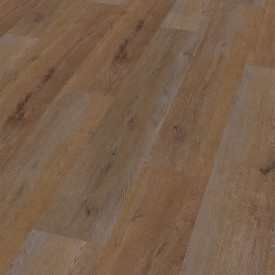 """Wineo 400 Wood XL   Lame PVC clipsable hybride """"Intuition Oak Brown"""""""