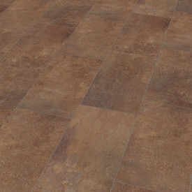 "Wineo 400 Stone | Dalle PVC clipsable ""Fortune Stone Rusty"""